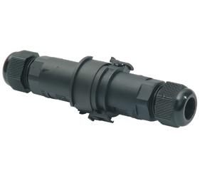 Weatherproof/Waterproof Connectors Range - TeePlug & Sockets - THK.404.X2A00