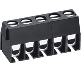 PCB Terminal Blocks, Connectors and Fuse Holders - Standard PCB Terminal Blocks - TL001R-03PKC