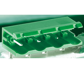 PCB Terminal Blocks, Connectors and Fuse Holders - Plug and Socket PCB Terminal Blocks - TLPH-500R-3P