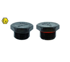 Cable Glands/Grommets - Screw Plugs - V300-1012-03