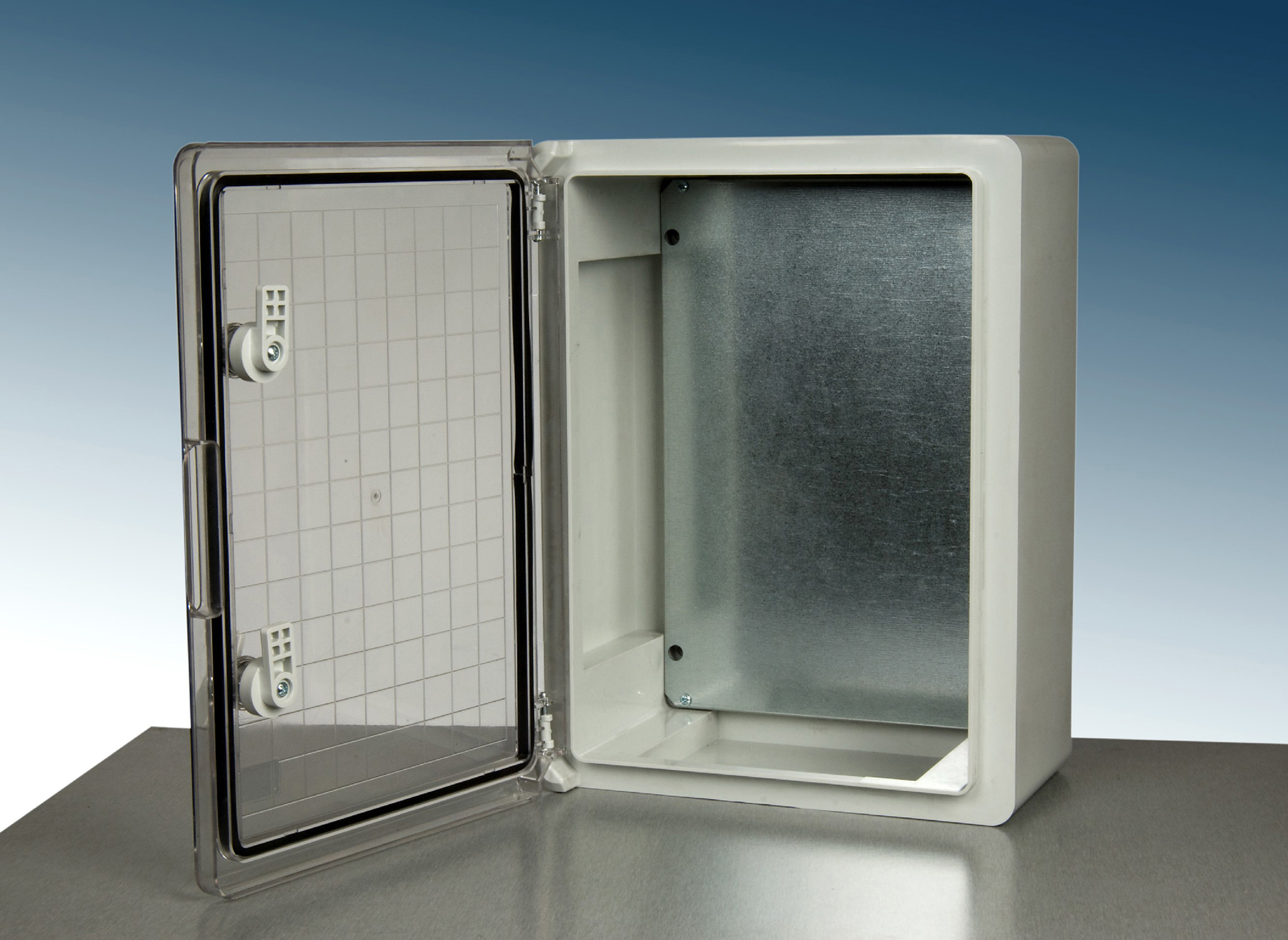 Hylec-APL | New size DED series rugged IP65 door enclosures from