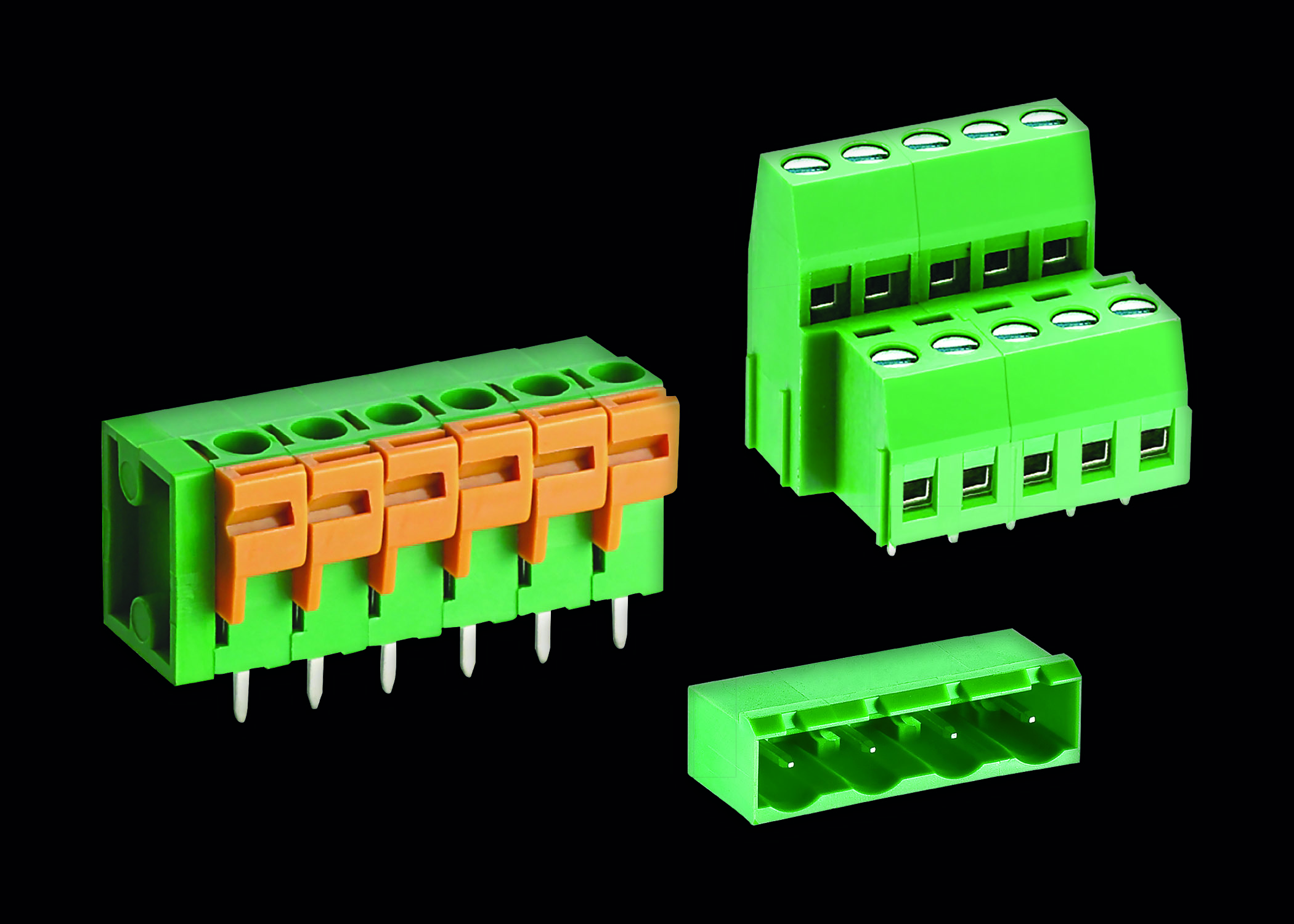 Hylec-APL | A PCB terminal block for every application