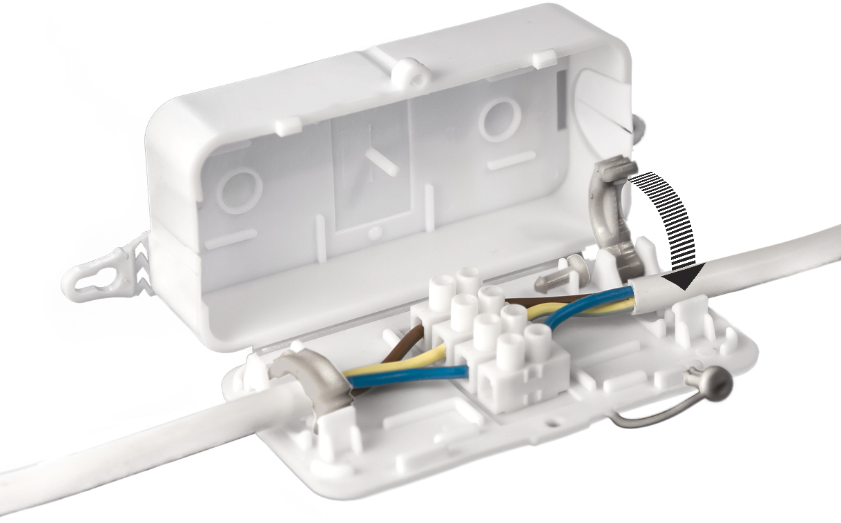 Hylec Apl New In Line Junction Box Slashes Installation