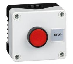 Control Stations - Push Buttons, Flush Head - 1DE.01.04AB