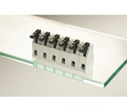 PCB Terminal Blocks, Connectors and Fuse Holders - Standard PCB Terminal Blocks - AST0270404