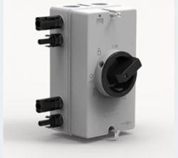 Isolator Switches - DC Isolator Switches - DE1S.04.16DC