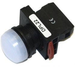 Switches and Lamps - Lamps - DPL22-WE