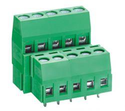 PCB Terminal Blocks, Connectors and Fuse Holders - Standard PCB Terminal Blocks - TLD200-42P