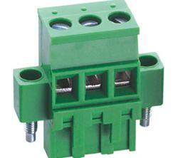PCB Terminal Blocks, Connectors and Fuse Holders - Plug and Socket PCB Terminal Blocks - TLPSW-200R-06P5