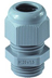 Grey RAL 7001 Cable Gland