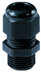 Black RAL 9005 Cable Gland