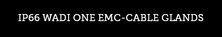 WADI ONE EMC-CABLE GLAND