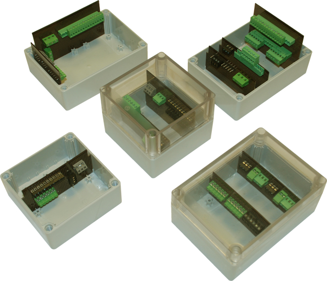 DN IP66 Junction Box with PCB Mounting