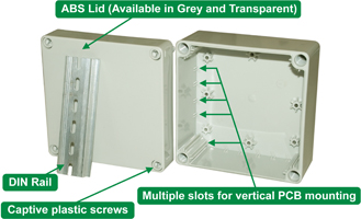 DN IP66 Junction Box Range