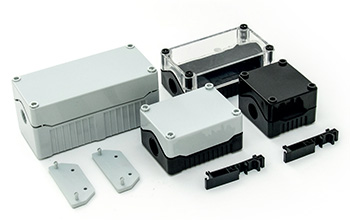 Rectanglar Enclosures and Junction Boxes