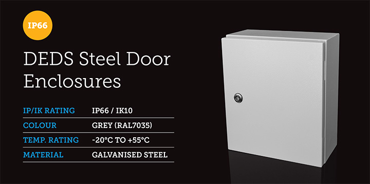 Steel Door Enclosures